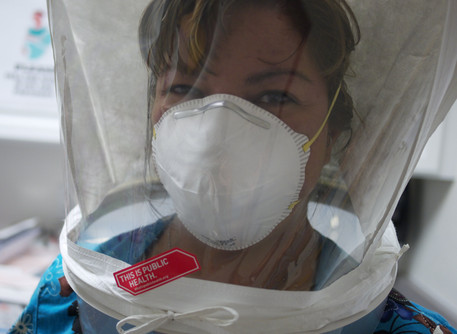 Impact of facial skin protectants on qualitative fit testing of N95 masks