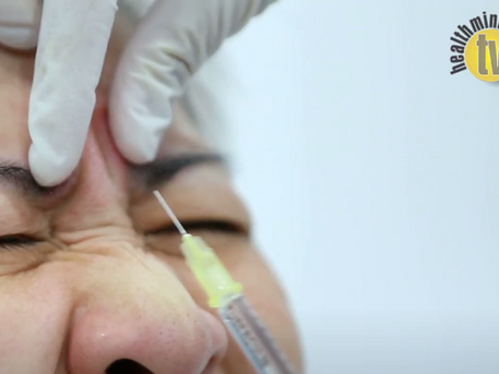 VIDEO: Researchers worried about easy access to injectable neurotoxins online