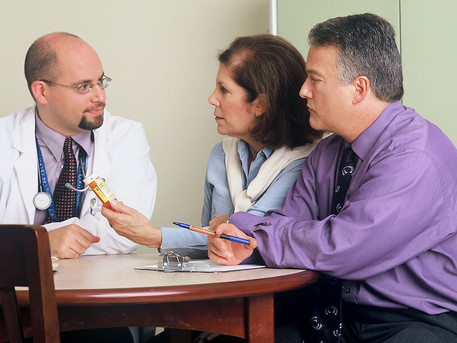 Patients want more information, decision input on medications used long-term