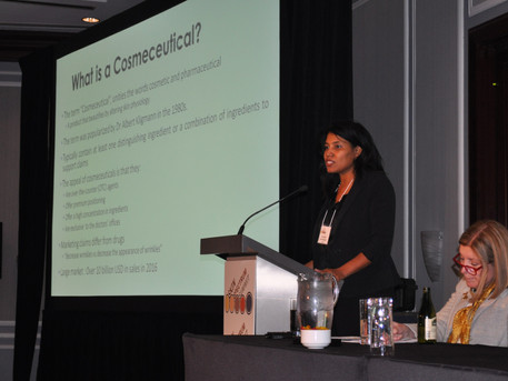 SSS Montreal 2017: UVA1 and visible light can induce pigmentation in skin types IV–VI