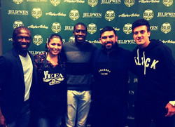 Somos Timbers event