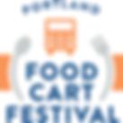 Portland Food Cart Festival- award