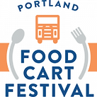 Portland Food Cart Festival- award