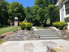 Custom Granite Walls