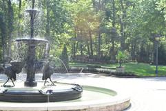 Motor Court Fountain