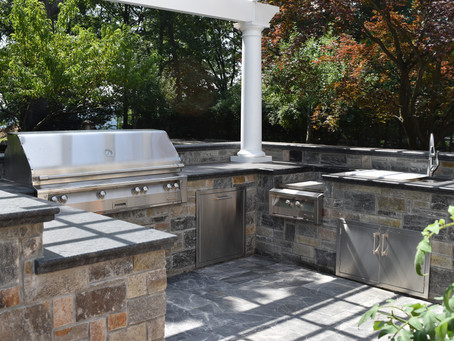 Gourmet Outdoor Kitchens