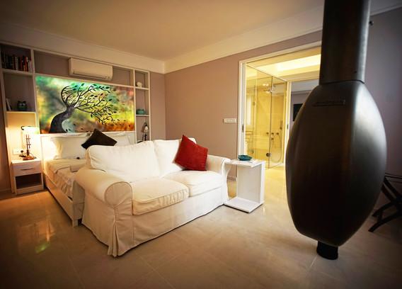Luxury room in Assos Assos Alarga Ancora