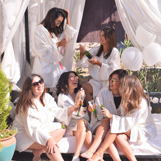 Wedding and Bachelorette Party