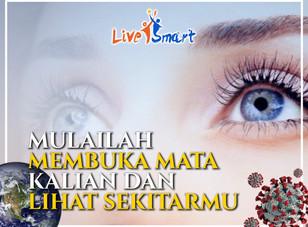 Mulailah Membuka Mata Kalian dan Lihat sekitarmu
