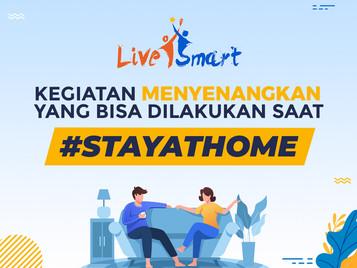 Kegiatan Menyenangkan yang Bisa Dilakukan Selama #StayAtHome Bersama Anak