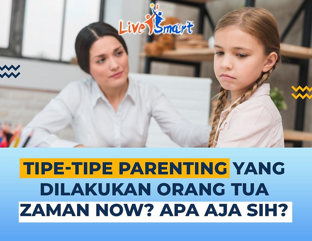 bagaimana orang tua bisa menghadapi permasalahan anak zaman now