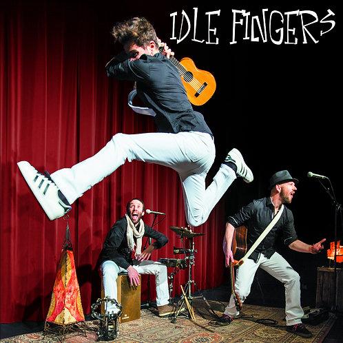 CD Idle Fingers trio