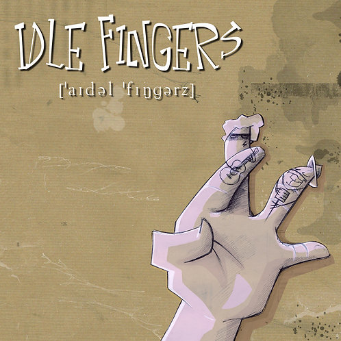 CD Idle Fingers duo