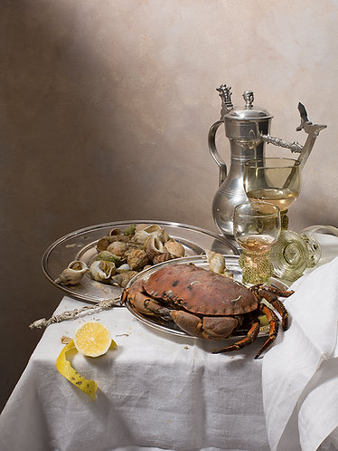 La table au crabe variation 2