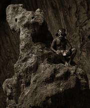 Chaman des grottes