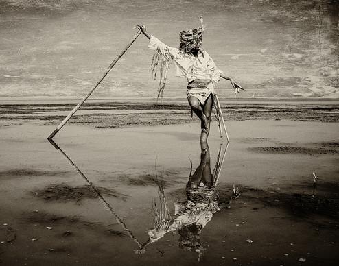 Femme des lacs