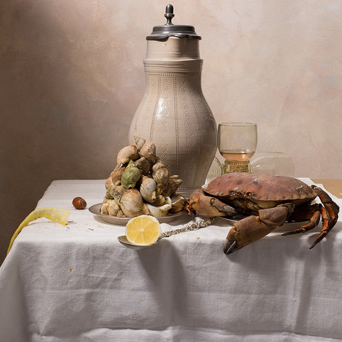La table au crabe variation 1