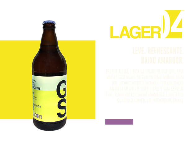 Cerveja Lager