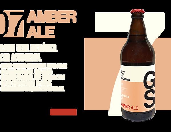 Amber Ale - Scarlett