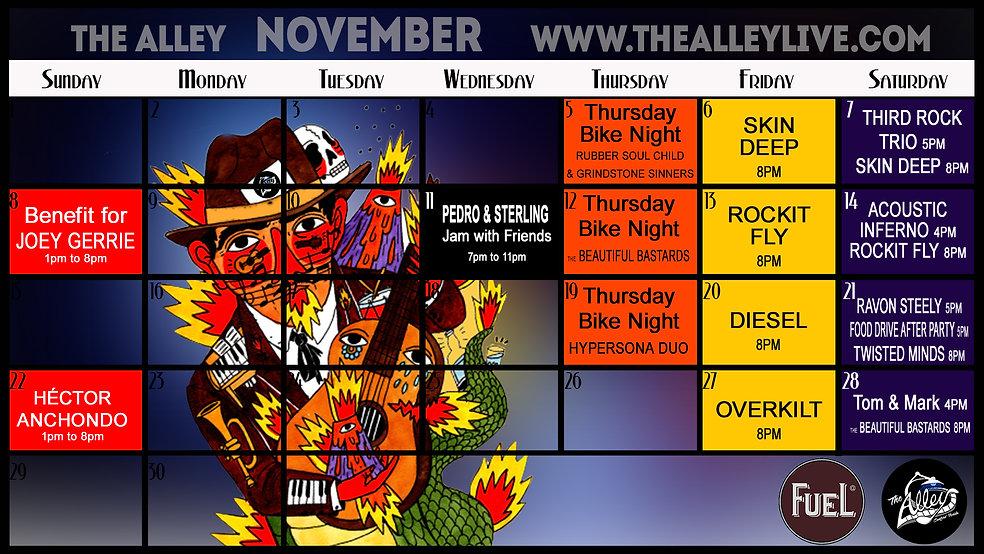 The Alley Calendar November 2020.jpg