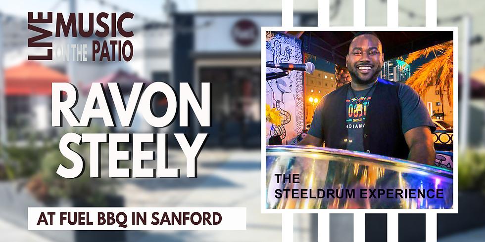 Ravon Steely Rhoden on the Fuel BBQ Patio  (1)