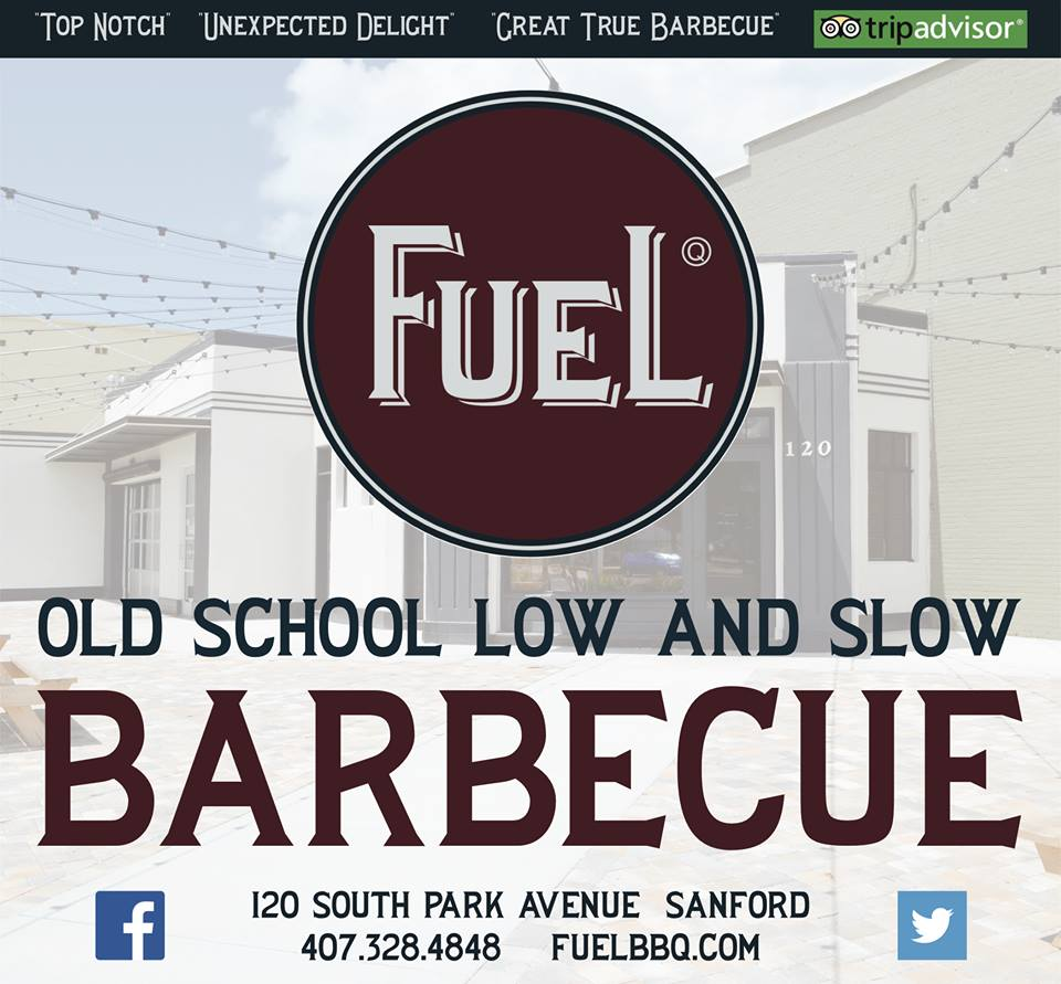 Fuel | Old School Low and Slow BBQ | Sanford FL | The Alley