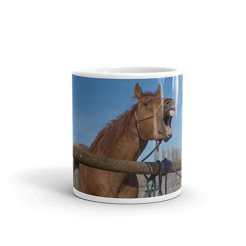 But first... Coffee mug