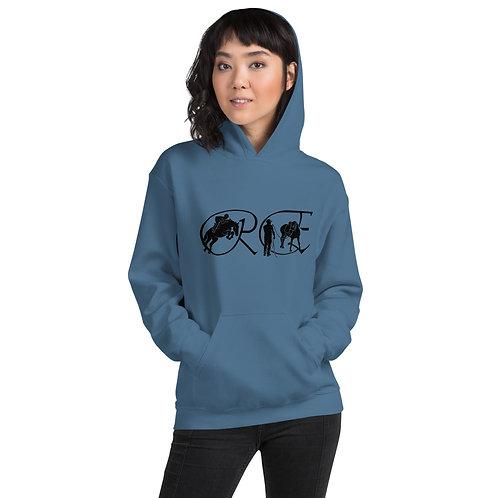 The Logo hoodie (black)