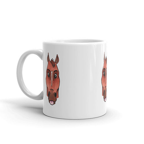 Mug - Portrait of a QH