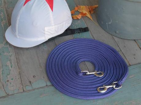 Rope reins (custom order inspiration)