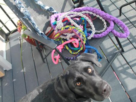 Braiding plastic bag rope (making & creating)