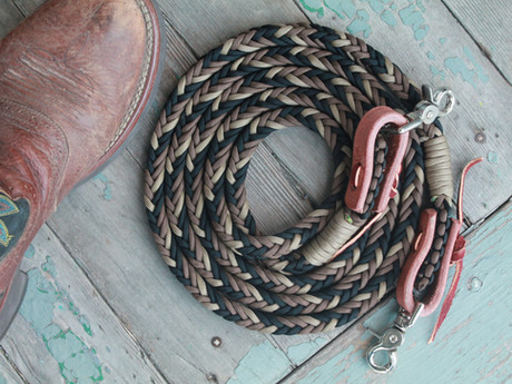 Reins & wither strap (custom order inspiration)