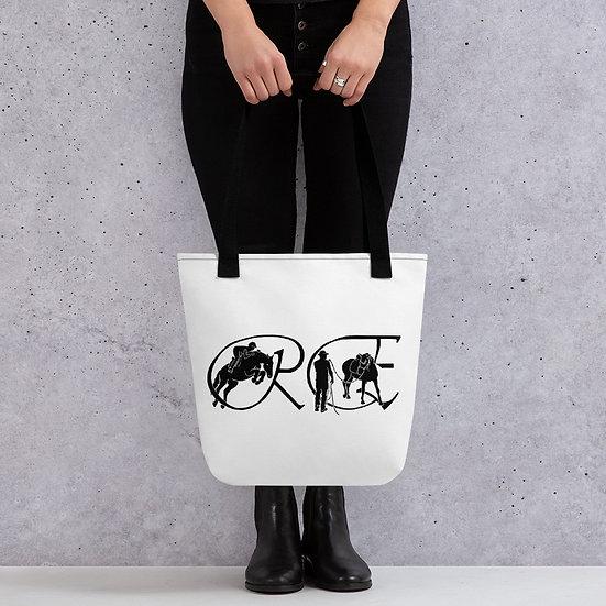 Tote bag - black logo