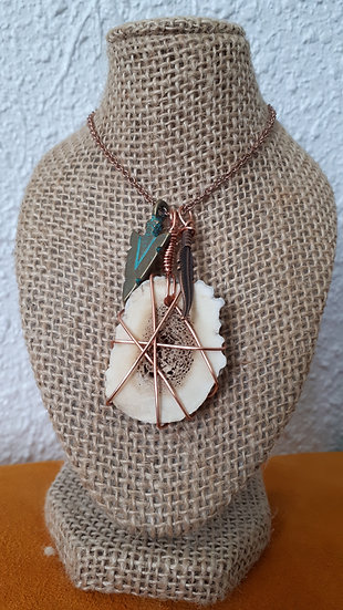 Antler Necklaces