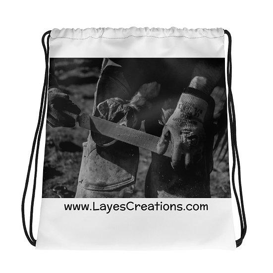 Drawstring bag - Rasping Feet