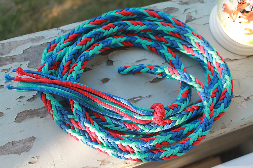 Paracord clinician lead rope