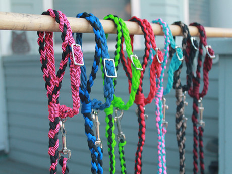 Leash and collar sets (custom order inspiration)