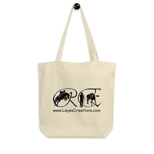 Eco Tote Bag - black logo