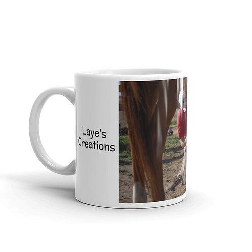 Farrier At Work mug