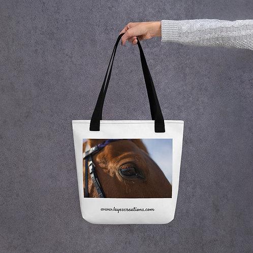 The Mysteria tote bag