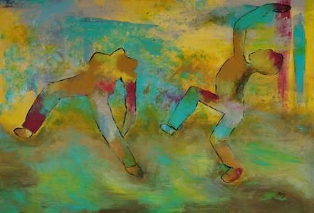 Modern Dance II