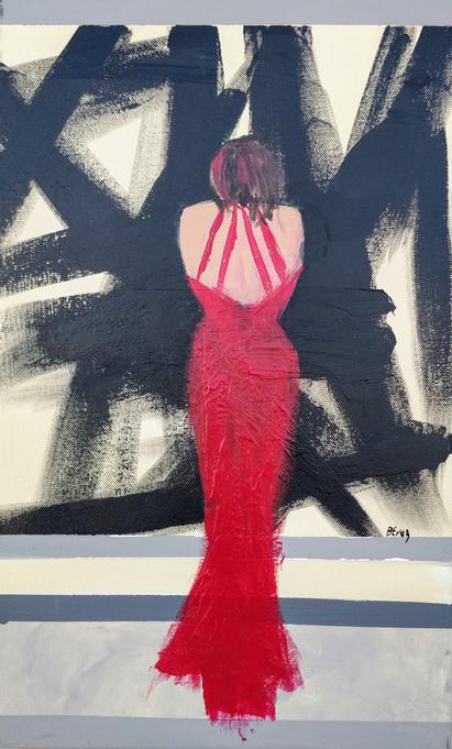 The Scarlet Lady I
