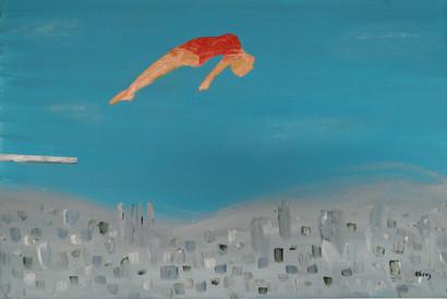 Barcelona Olympics Diving #3