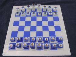 Chess Set - Jewish theme