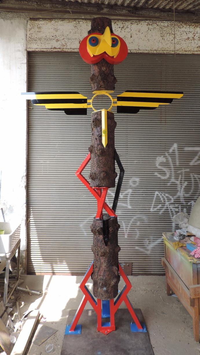 Totem Pole #11