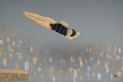 Barcelona Olympics Diving #4