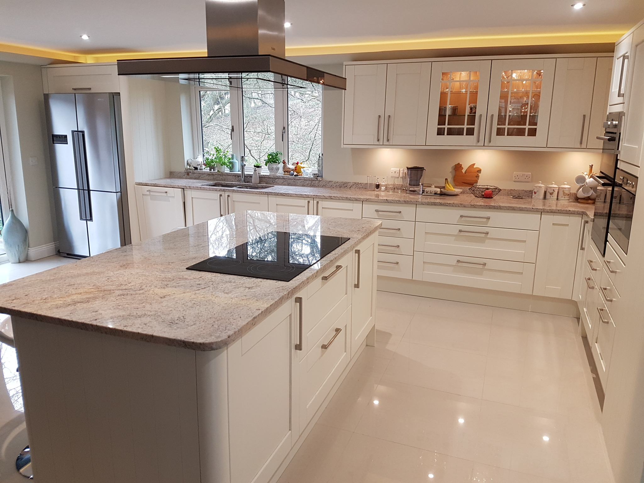 Full kitchen installation