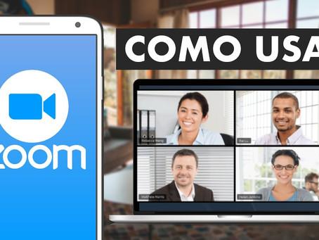 Cómo usar Zoom en Español