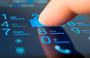 IVR voice mail