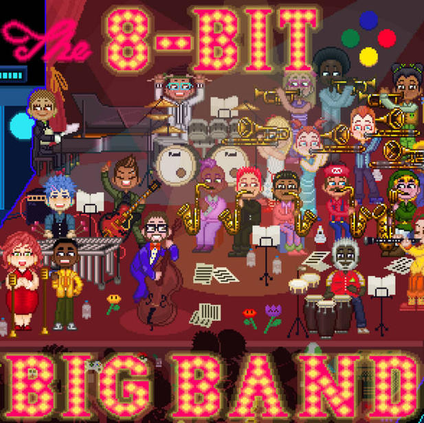 8 BIT BIG BAND | ALBUM 1 - PRESS START!